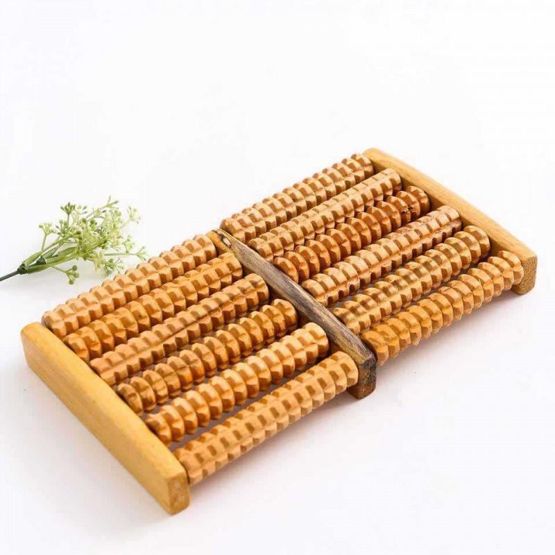 Lăn chân gỗ nhỏ L-038